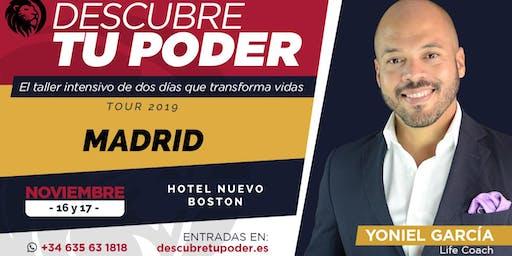 Descubre tu Poder DTP (Madrid)
