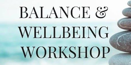 Mornington Peninsula Balance & Wellbeing Workshop tickets
