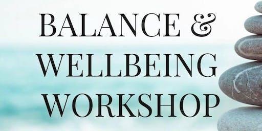 Mornington Peninsula Balance & Wellbeing Workshop