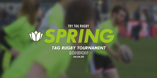 Spring Tag Rugby Tournament