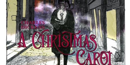 Charles Dickens' A Christmas Carol adapted for stage by Karen Louise Hebden
