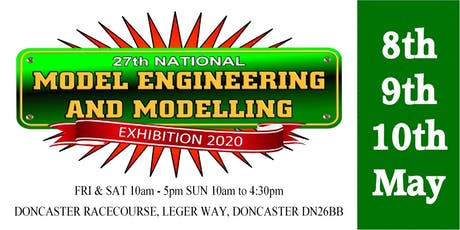 National Model Engineering & Modelling Exhibition 2020 tickets