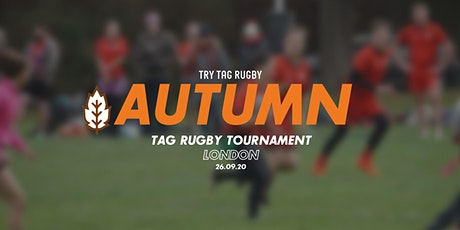 Autumn Tag Rugby Tournament - London tickets