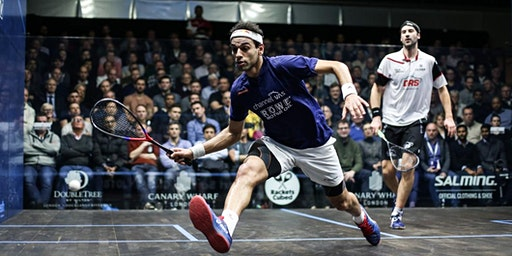 SquashSkills Coaching Camp: The art of length hitting
