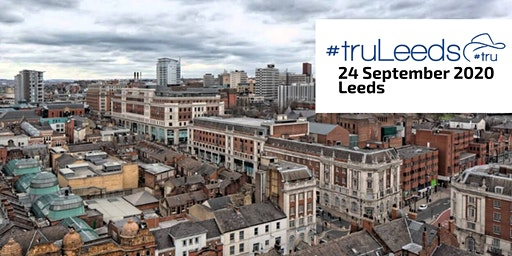#truLeeds 2020 -  The awkward 3rd Album - The recruitment unconference.
