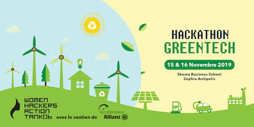 Hackathon GreenTech by WHAT06