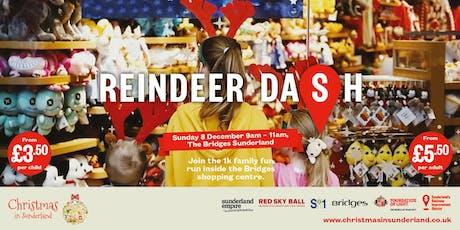 Sunderland Reindeer Dash 2019 tickets