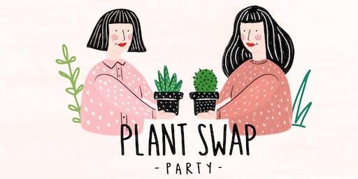 Plant Swap Party