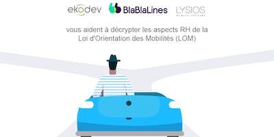 RH : La LOM décryptée & bonnes pratiques d'éco-mobilité