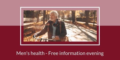 Men's Health Patient Information Evening