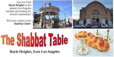 The Shabbat Table (November)
