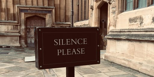 Into Silence - Silence & Mindfulness