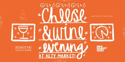 Winter Cheese & Wine Evening