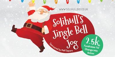 Solihull's Jingle Bell Jog