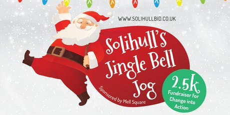 Solihull's Jingle Bell Jog  tickets