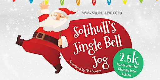 Solihull's Jingle Bell Jog