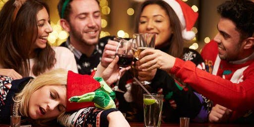 The Psychology Christmas Party 2019