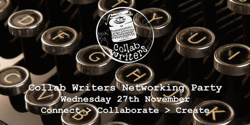 COLLAB WRITERS Networking Party