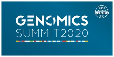 Genomics Summit 2020 tickets