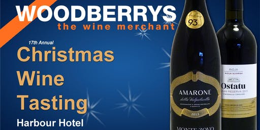 Woodberrys Christmas Wine Fair