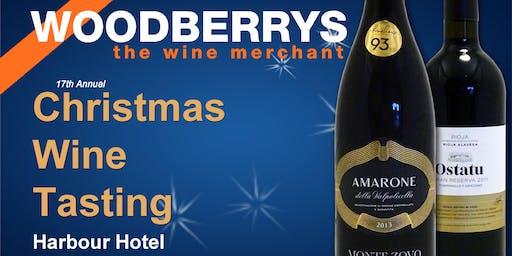 Woodberrys Christmas Wine Fair