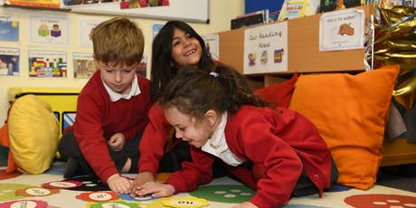 Burley Woodhead English Hub free DFE funded phonics/early reading showcase tickets