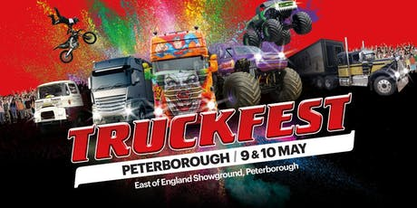 Truckfest Peterborough Truck Entry 2020 tickets