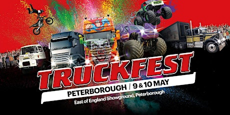 Truckfest Peterborough Truck Entry 2020 tickets