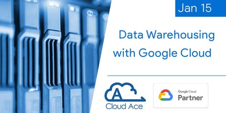Data Warehousing with Google Cloud tickets
