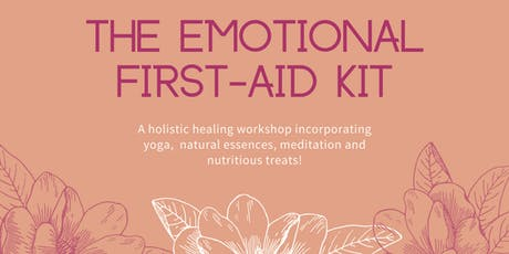 The Emotional First-Aid Kit Workshop tickets