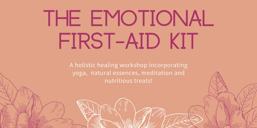 The Emotional First-Aid Kit Workshop