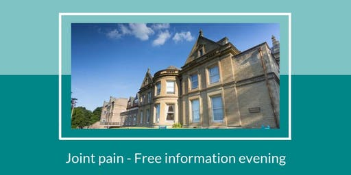 Joint Pain / Orthopaedics Patient Information Evening