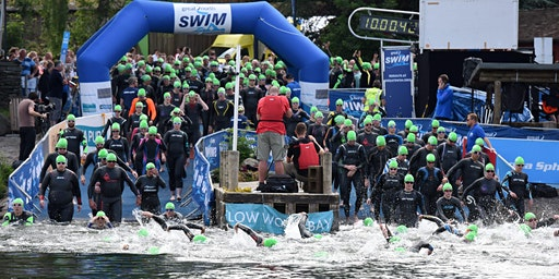 Great North Swim 2020 - Teach First Charity Entry