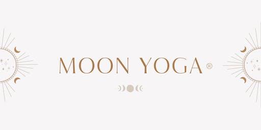 MOON YOGA ◠ silence is golden.