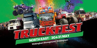 Truckfest North East Truck Entry 2020