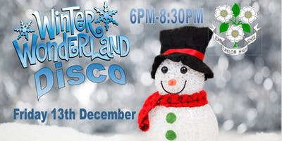 John Taylor High School Year 6 Transition Charity Disco