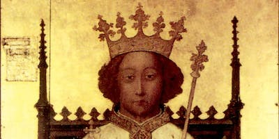 Pontefract Castle Talk: Richard II and the Smithfield Tournament of October 1390 - Adults 18+