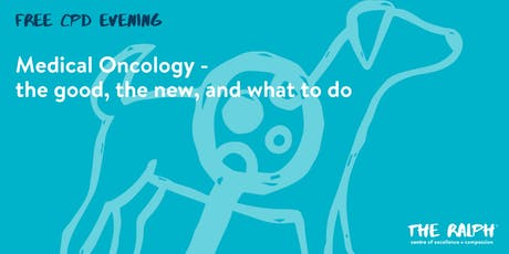 Medical Oncology - the good, the new, and what to do tickets