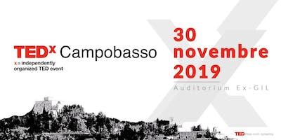 TEDx Campobasso: Divergence - 30 Nov 2019