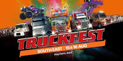 Truckfest South East Truck Entry 2020