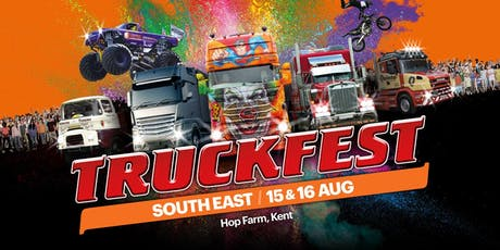 Truckfest South East Truck Entry 2020 tickets