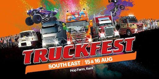 Truckfest South East Truck Entry 2020