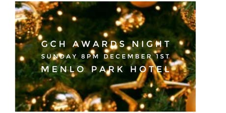 GCH Awards Night and Buffet tickets
