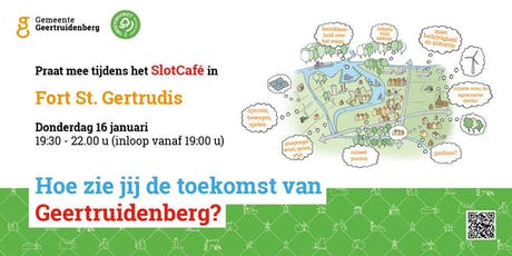 SlotCafé Omgevingsvisie Geertruidenberg tickets
