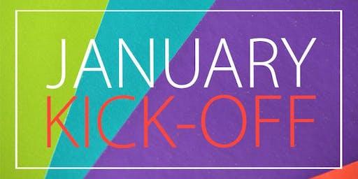 January Kick-Off : France