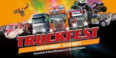 Truckfest South West Truck Entry 2020