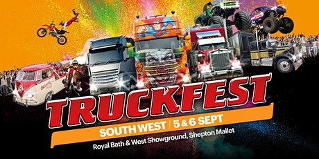 Truckfest South West Truck Entry 2020 tickets