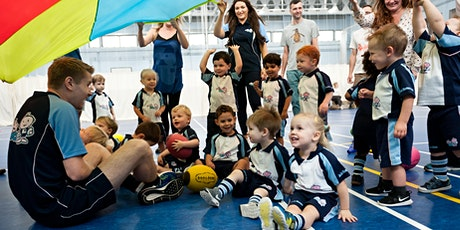 Rugbytots classes in Bridgend (Tuesdays) tickets