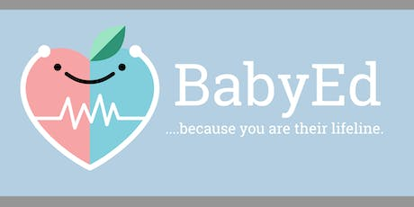 BabyEd MUMBODZ Baby/Child First Aid session tickets