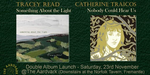 Tracey Read & Catherine Traicos Double Album Launch